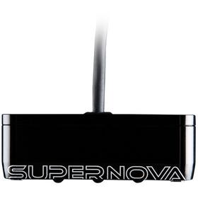 Supernova M99-E6 Tail Light bagażnik, black
